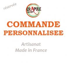 Commande personnalisée -