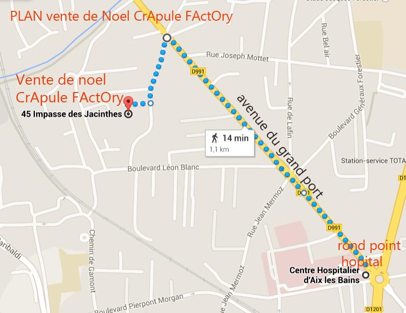 plan vente de noel 6 decembre 2014 aix les bains crapule factory
